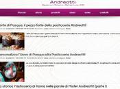 Pasticceria Andreotti Parte collaborazione amplia!