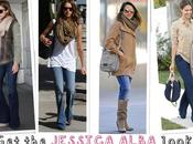 Jessica Alba look!