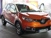 Renault captur special event paris
