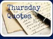 Thursday Quotes Speranze