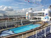 Oasis Seas arriva Mediterraneo 2014
