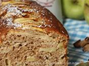 Cake farina integrale, mele cannella