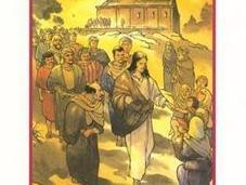 """""""Gesù"""", manga Yoshikazu Yasuhiko"""