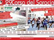 Aprile 2013: corre Arezzo Corsa Saracino.
