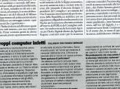 Governo potrà conoscere, attraverso servizi, tutte informazioni cittadini senza magistratura). L'Ultimo regalo Mario Monti.
