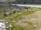 FOTO VIDEO Discarica abusiva lungo SS693 (Cagnano Varano)