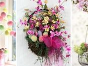 Decorare casa Pasqua: ispirazioni