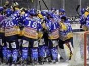 Hockey Ghiaccio: nulla fare gara l'HC Valpellice