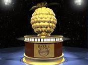 razzie award... Saga Twilight spopola!
