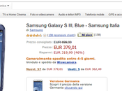 Samsung Galaxy euro Amazon Italia