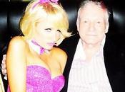 Paris Hilton festeggia Pasqua sexy coniglietta Playboy