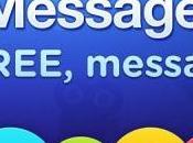 MessageMe sfida WhatsApp doodle