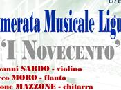 Palazzo Oddo arriva Camerata Musical