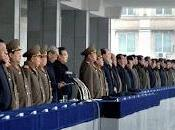 ANSIA GUERRA-Pyongyang, missili rampa lancio