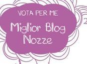 """Concorso """"Miglior Blog Nozze"""" Nozze Furbe. Consigli come votare."""