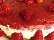 Cheese-cake alla fragola