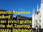 DomenicAspasso Walkmi: aprile 2013 Salone Mobile antevigilia Musei civici gratis, visite Touring, Palazzo Bambino, Sala Appiani all'Arena