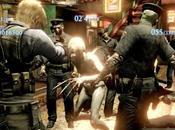 Resident Evil personaggi Left Dead