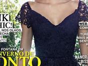 Pure Glamour: Isabeli Fontana Glamour Brazil