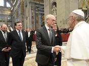 Soldato Gesuiti Herman Rompuy loda l'Europa della Compagnia Gesù