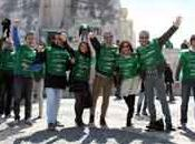 Lisbona: italiani flashmob, mondo pulire Folletto