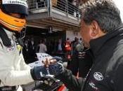 Auto Marrakech, gara prima vittoria Luciano Bacheta