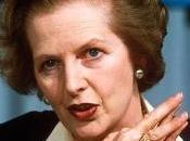 Morta Margaret Thatcher anni, colpita ictus