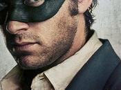 Armie Hammer mascherato character poster Lone Ranger