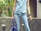Polyvore love with denim