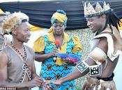 africa primo matrimonio tribu' zulu