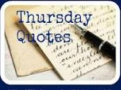 Thursday Quotes Poesia