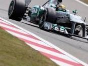 Cina. Hamilton ottiene prima pole Mercedes