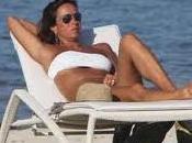 Cristina Parodi bellissima Formentera