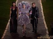 Josh Hutcherson Jennifer Lawrence nella nuova immagine virale Hunger Games: Ragazza Fuoco