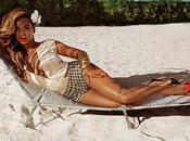 Beyoncé Carter H&M prime foto della collezione