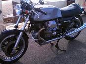 Moto Guzzi Mans Cafè Racer