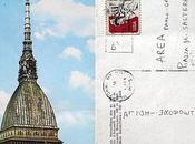 cartolina pensione. Foto delle vacanze online