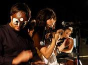 """Aprile 2013 AEDO suonano loro """"Saluto nemico"""" WOMB Cavallino (Le), presentati Nabil"""