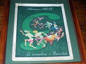 PINOCCHIO: calendario Lana Gatto 1942