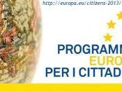 2013, l'Europa Cittadini Sviluppo Sostenibile Responsabile. Confservizi Veneto verso 26000 insieme alla CCIAA Padova