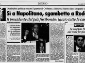 Napolitano vince nuovo