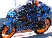 Moto3, Texas: Alex Rins vince gara, podio tutto spagnolo Vinales Salom
