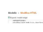 Come Cercare Codice Nuovo Editor Modello Blogger