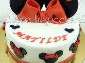 Tutorial torta Orecchie Minnie