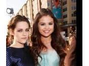 Selena Gomez Kristen Stewart: shorts carpet