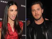 Demi Moore flirta l'ex figlia
