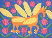 Straordinari patterns elementi decorativi capolavori naif maria prymachenko