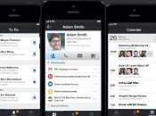LinkedIn Contacts iPhone: contatti, lavoro, mail altro ancora sola
