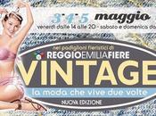 Vintage moda vive volte…sbarca reggio emilia!