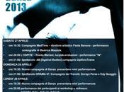 Giornata Mondiale della Danza 2013 Spazio Tadini: performance spettacoli